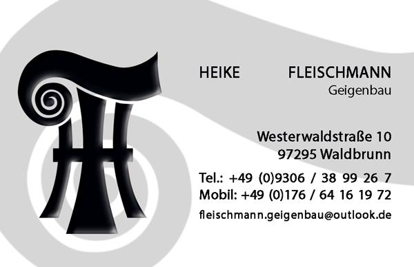 Logo Heike Fleischmann