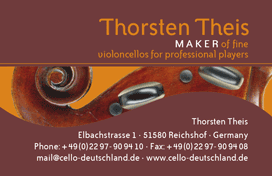 Cellobauer Thorsten Theis